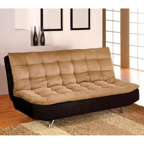Sofa beds futons for small rooms interior design for Best beds for small rooms