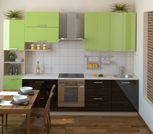 4 Brilliant Kitchen Remodel Ideas: The Best Small Kitchen Design Ideas