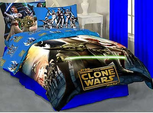 Ultimate Star Wars Room Decor