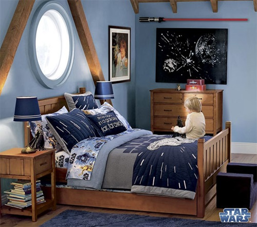 Rooms Decoration: Ultimate Star Wars Room Decor