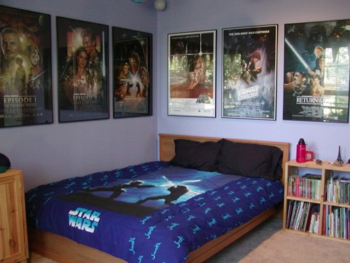 Ultimate star wars room decor interior design Star wars bedroom ideas