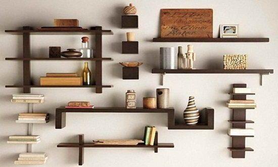 Wonderful Wall Shelving Ideas