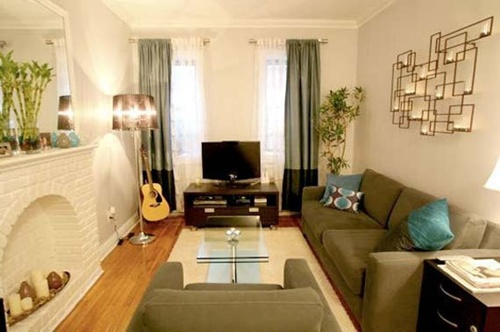 ... Small Living Room Design Tips ... Part 75