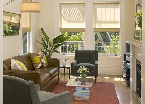 small living room design tips