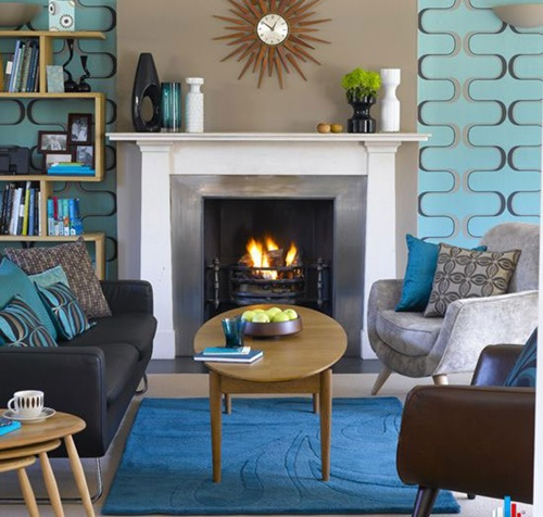 10 Tips On Small Bedroom Interior Design: Extravagant Small Living Room Design Tips