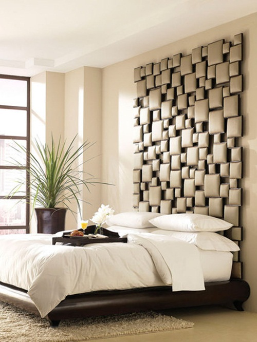 types of Bedroom Headboards 1