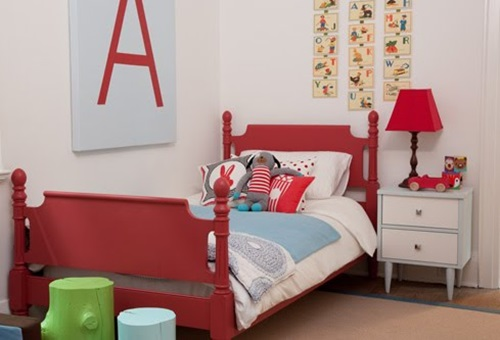 ... Affordable Decorating Ideas For Kidsu0027 Rooms ...