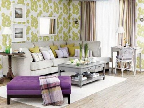 Creative Living Room Design Ideas