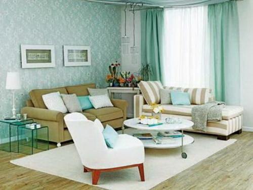Creative Living Room Design Ideas