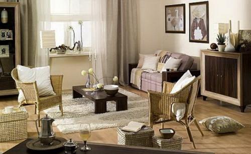 Creative Living Room Design Ideas Interior