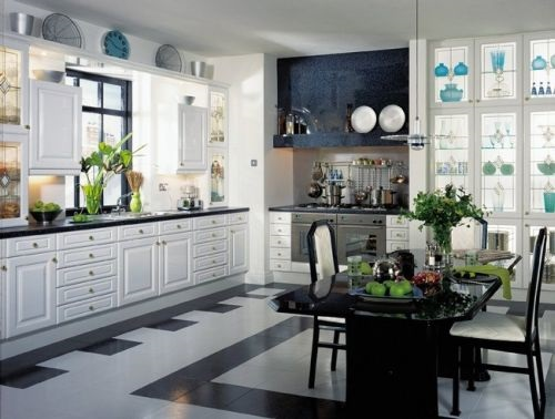 How to design your small kitchen on a budget