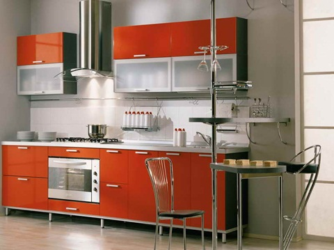 How to Design your Small Kitchen on a Budget?