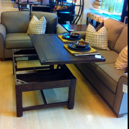 Uses Of Convertible Tables Interior Design