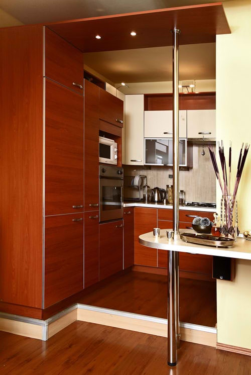 Space Saving For Small Kitchens