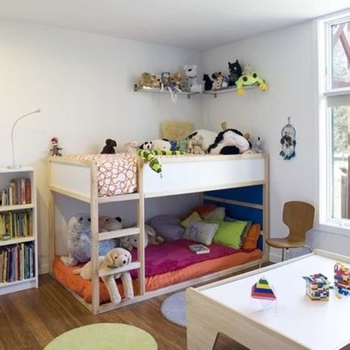 Kids Shared Room Decorating Ideas: 10 Useful Tips For Siblings Sharing A Room