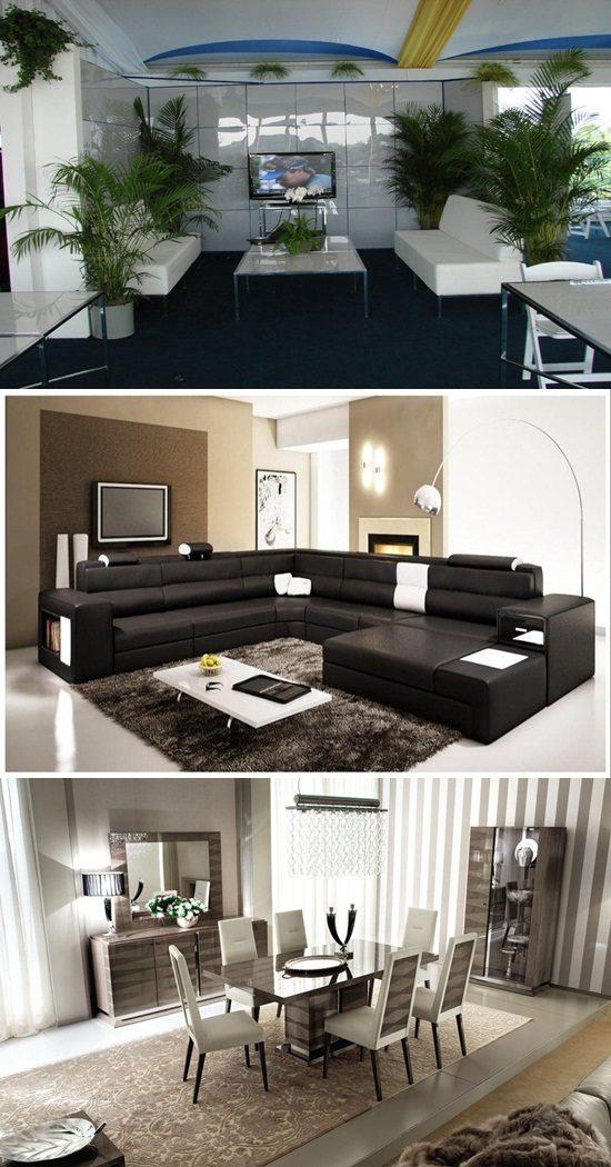 Advantages Of Modern Contemporary Furniture Interior Design