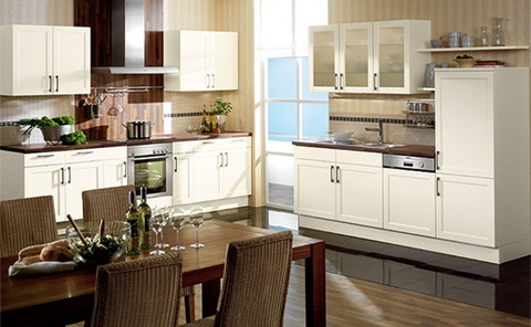 Choosing The Best Kitchen Cabinets - Interior Design