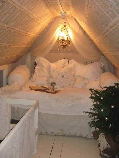 Cozy Winter Bedroom Decorations Interior Design