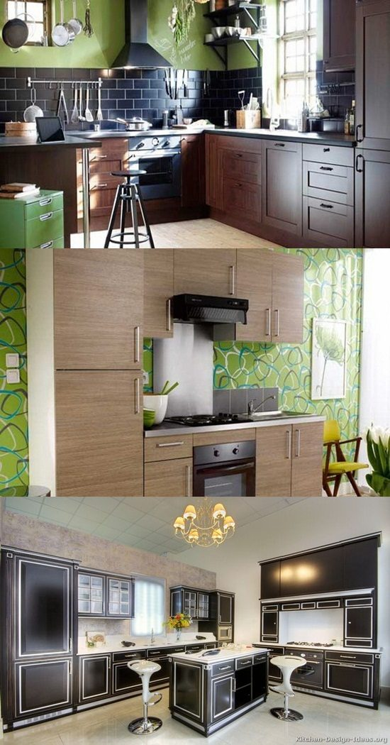 4 Brilliant Kitchen Remodel Ideas: Decorative Wall Ideas For A Unique Kitchen Style