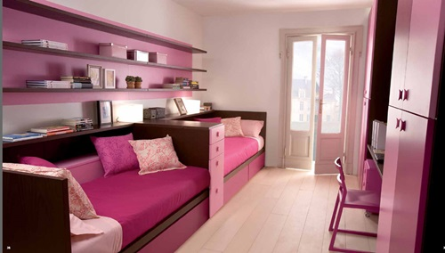 How best to furnish a Single Room for Teenagers