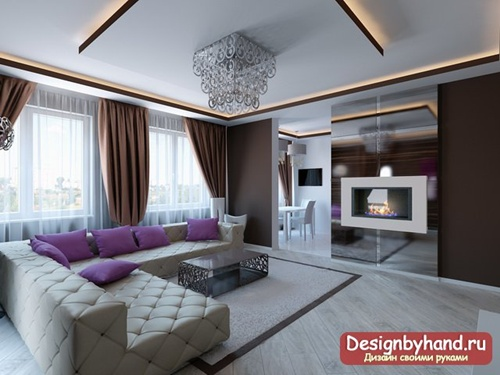 How to Make a Small living room