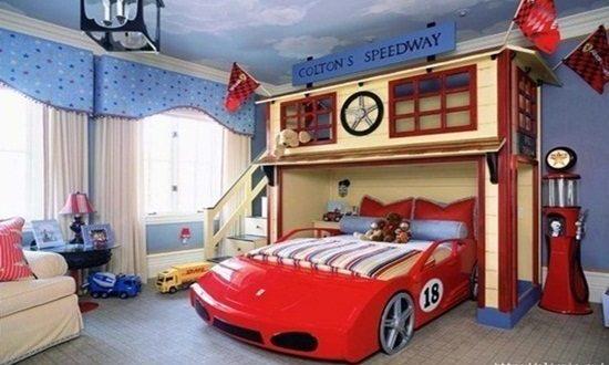 Innovative playroom interior design ideas