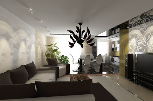 Minimalist living room design ideas interior design for Minimalist room design