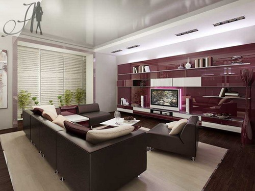 Modern Minimalist Living Room Interior Design ideas