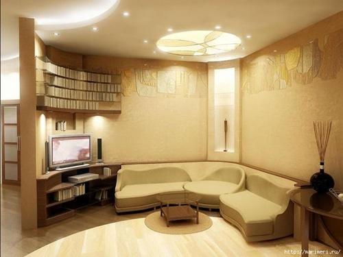 Modern Minimalist Living Room Interior Design ideas