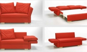 Multifunctional doubled furniture pieces