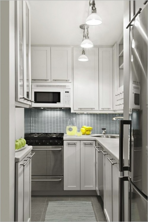 Design Ideas For Small Kitchens small kitchen design tips small kitchen design decorating ideas Smart Space Saving Ideas For Small Kitchens