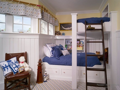 divide a Shared Bedroom for 2 Kids