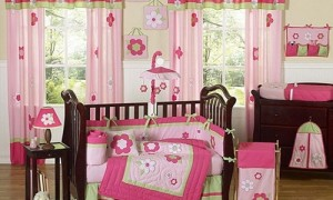 girl baby bedding themes