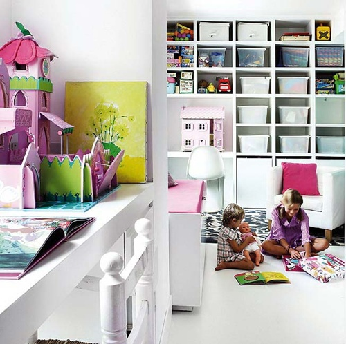 ideas to create a Fun Playroom for kids