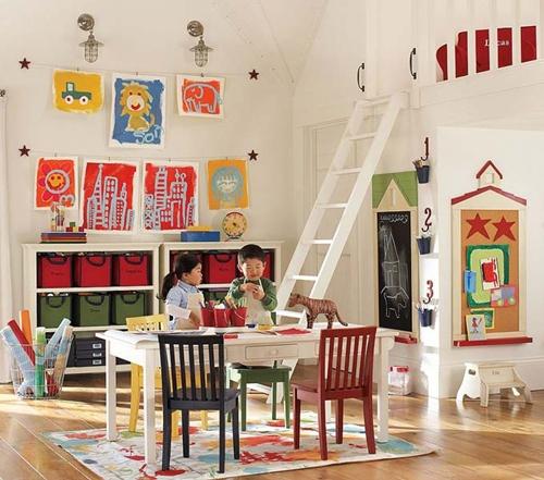 how to create a playroom