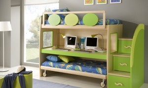 beds for small kids' bedroom