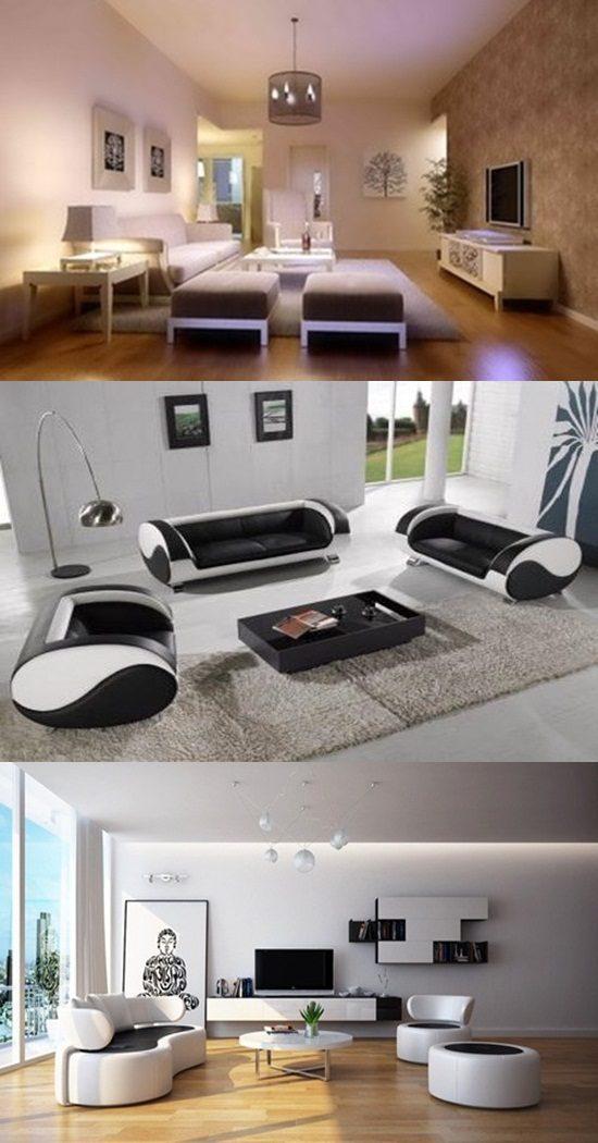 A Few Ways To Modernize Your Living Room Interior Design