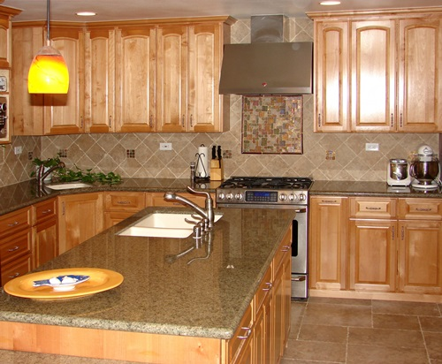 About Kitchen Worktops Designs – Laminate and Granite