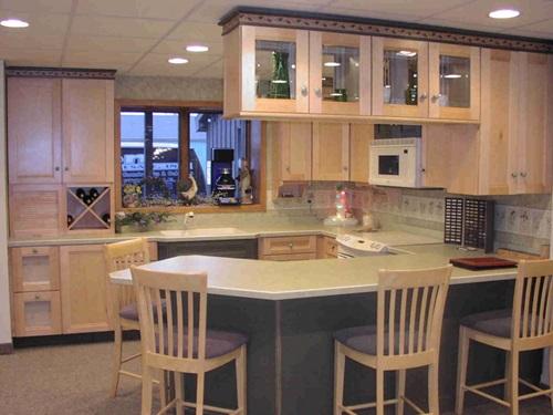 About Kitchen Worktops Designs – Laminate and Granite