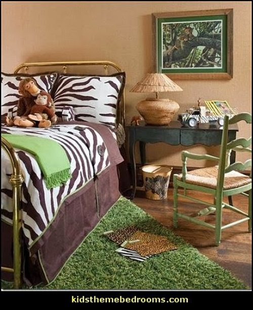 Amazing Kids Jungle Room design ideas