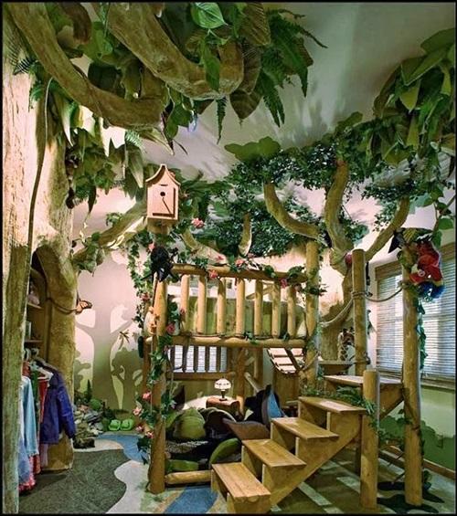 Amazing Kids Jungle Room design ideas