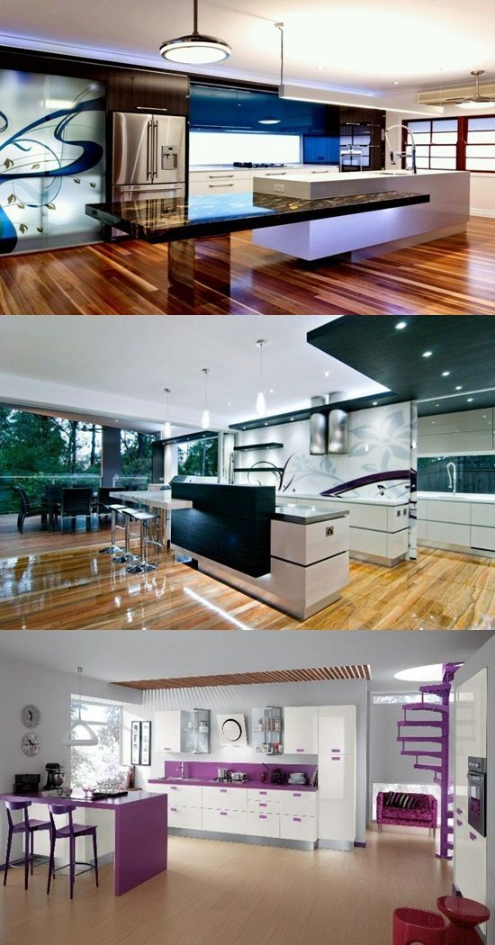 Amazing And Smart Tips For Kitchen Decorating Ideas: Amazing Kitchen Design Ideas