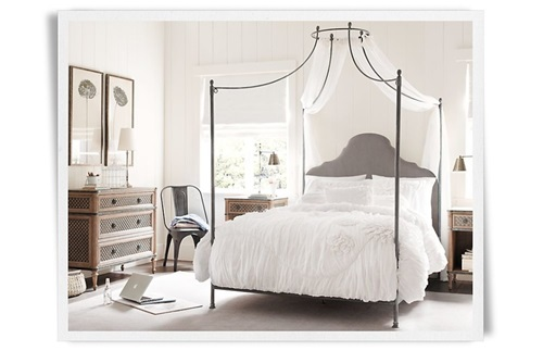 Beautiful Metal Beds for a Stylish Bedroom
