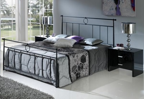 Benefits Of Choosing A Metal Bed Interior Design