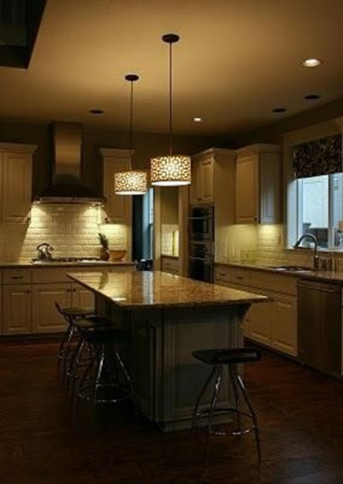 Best ways to light your kitchen with LEDs