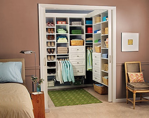 Choosing the perfect Walk- In Closet