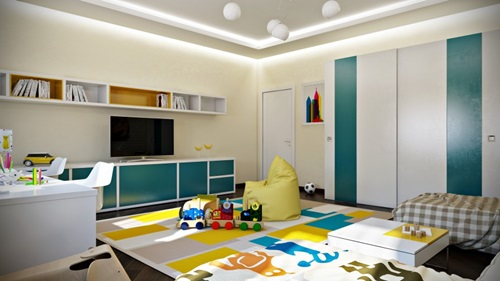 Cool Lamps for the kids' Room`