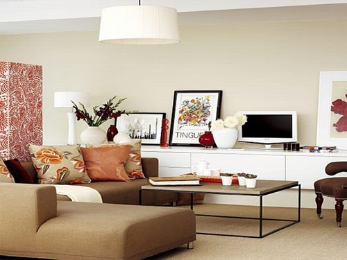 Decorating living room on a budget interior design for Apartment designs on a budget