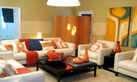 Decorating living room on a budget interior design - Decor for small living room on budget ...