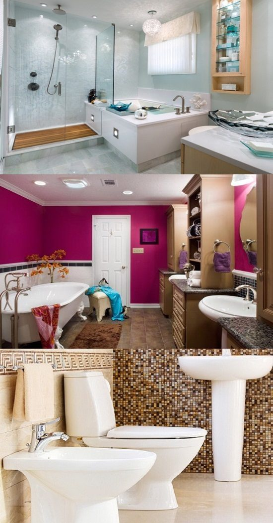 Designing Bathroom On A Budget Interior Design